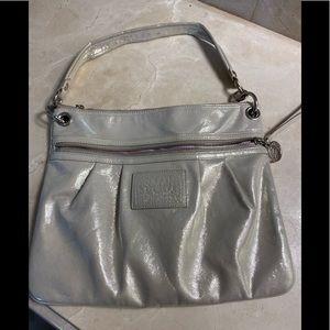 Coach Poppy Iridescent purse